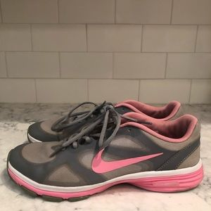 Pink Nike Cross Trainers